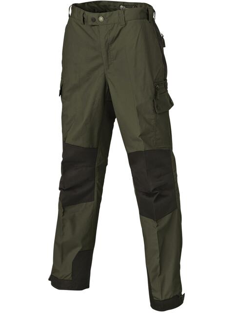 Pinewood Lappland Pants Men Moosgreen/Black